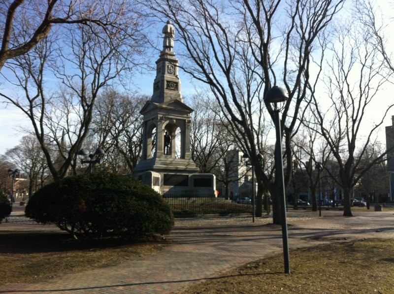 Civil War Monument, Cambridge Common