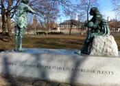 Irish Famine Memorial, Cambridge Common